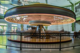 2015-8-19 Carillon Park Carousel of Innovation